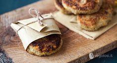 I burger di zucchine sono una ricetta ideale per preparare un secondo piatto…
