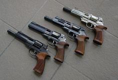 mateba auto revolver - Google Search