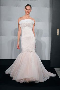 Wedding Dress Photos - Find the perfect wedding dress pictures and wedding gown photos at WeddingWire. Browse through thousands of photos of wedding dresses. Wedding Dress Gallery, Wedding Dress Pictures, Pink Wedding Dresses, Designer Wedding Dresses, Bridal Dresses, Wedding Gowns, Bridal Gown Styles, Wedding Dress Styles, Gown Photos