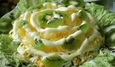 Безумно красивый салат «Хелел» станет украшением праздничного стола! — Мир Растений