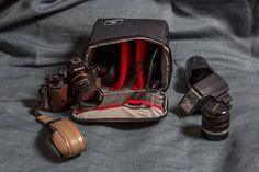 Grand St. insert camera bag