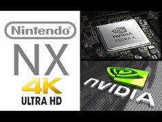 Nintendo NX - NVIDIA may provide GPU for handheld - TEGRA APU for NX han...