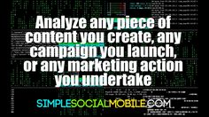 Analysis is now in the hands of the small business and it's a great tool for identifying what your customers are interested in. Artificial Intelligence, Social Media Marketing, Periodic Table, Infographic, Product Launch, Hands, Business, Periotic Table, Infographics