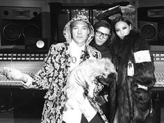 Idolator - 2NE1′s CL Hits The Studio With Diplo, Skrillex And RoccStar