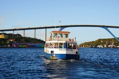 Ferry Willemstad, Curacao