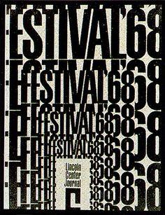 Cipe Pineles, 1968 •