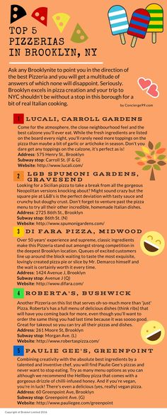 Best Pizzerias and Italian restaurants in Brooklyn 5f0564aad1fa