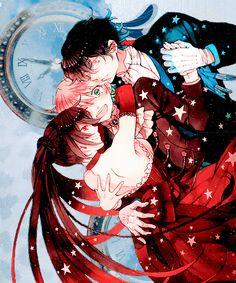 Alice x Oz x Gilbert <3 - Pandora Hearts