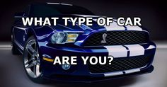 What type of car are you?   Whichever it is, we have the car for you. #INTRUSTCAR #MIAMI