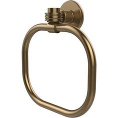 Continental Collection Towel Ring with Dotted Accents (Build to Order)