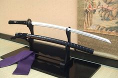 Authentic Japanese Katana Sword --Yagyu Koshirae~Bizen Hisanori ~-#40    高級居合刀 柳生兵庫助愛刀 柳生拵 -備前永則-  $1223.90      Welcome to our Value Katana Collection!! Swords that have been especially picked and created to be fun and inexpensive. Great buys for first time collectors!  All swords in the Value Katana collection are NOT RAZOR EDGE. For those interested in looking at full Authentic Japanese Katanas, please look at our Iai line of blades.