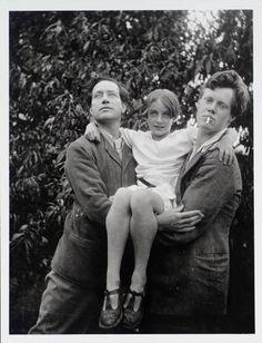 Duncan, Angelica & Quentin/Bloomsbury