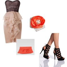 First Polyvore outfit