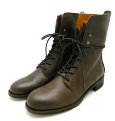 Madewell $210 Workwear Biker Boots 8 chocolate raisin shoes #Madewell #FashionAnkle