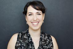 Amber Berson - historienne de l'art et coordonnatrice de développement