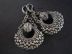 Helen of Troy II. by IrenaK - SAShE.sk - Handmade Earrings