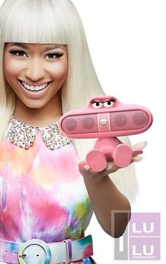 Nicki Minaj Beats Pill i like this cases so much, i wish they excisted...