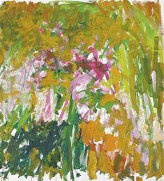 Joan Mitchell  (American, 1925 - 1992) Grande Vallée II (Amaryllis)  1983