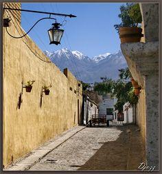 A place of rest ... - Arequipa, Arequipa -Peru