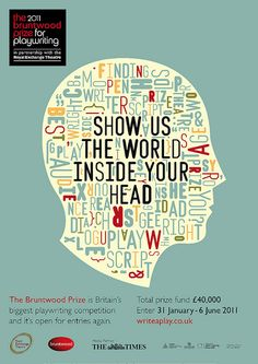 The 2011 Bruntwood Prize for Playwriting by Royal Exchange Theatre, via Flickr.