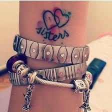 Resultado de imagen para tatuajes pequeños para hermanas