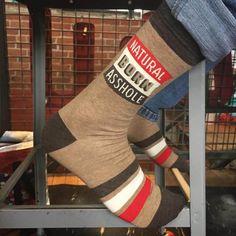 e6322d727 Natural Born Assh le Men s Socks