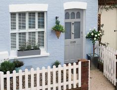 Transform the look of your home's exterior with these front entrance ideas from interior designer and TV presenter Julia Kendell.