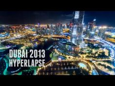 We want to share STUNNING Dubai Hyperlapse 2013.  As we search for more #USMade #CanadianMade products business opportunities in  Middle East, we get more fascinated with #Dubai.