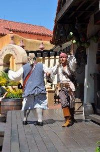 Pirates League - Adventureland® Area