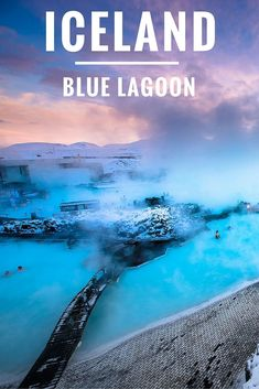 Blue Lagoon may be the most iconic place you can go in Iceland, and is deservedly a must see!  Click through to read more on Blue Lagoon.: