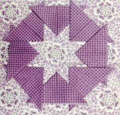 New method of making folded star blocks. Sew around the sides of the prairie points to create a star hot pad. Star Quilt Blocks, Star Quilts, Easy Quilts, Quilting Tutorials, Quilting Projects, Sewing Projects, Quilting Ideas, Star Patterns, Quilt Patterns