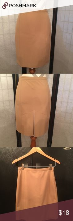 The Limited Stretchy Pencil Skirt New Size zero, new with tags. Stretchy, side zip with false slit in back.   Happy to bundles, fast response time on all questions :)   Clean, non smoking home. The Limited Skirts Pencil