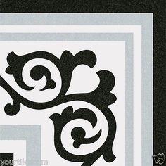 Liberty Collection Side / Border / Corner Victorian Encaustic Tiles