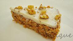 Ethique: RAW mrkvový dort