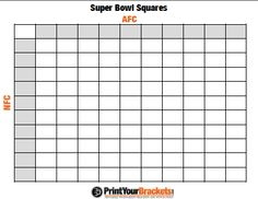 Super Bowl Pools Ideas step 1 Superbowl Is Right Around The Corner