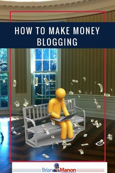 Make money online from your blog - learn about income lines for your blog.