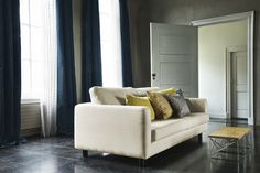 Aurea by Christian Fischbacher available in #SalonsInterija #Designer Fabrics & Wallcoverings, Upholstery Fabrics