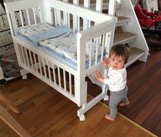 Påslakanset, Circus blå, kollektion: Cirkus & Harlequin   Källa: Angelica Lagergren Toddler Bed, Baby, Furniture, Home Decor, Child Bed, Decoration Home, Room Decor, Home Furnishings, Baby Humor