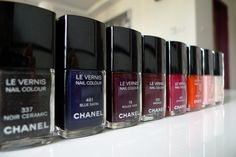 Nails by Chanel
