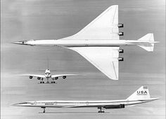 Boeing 2707 SST proposal c. 1968 | Flickr - Photo Sharing!