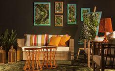 Decoração: varanda gourmet é ambiente perfeito para receber amigos no Mundial - Casa - GNT
