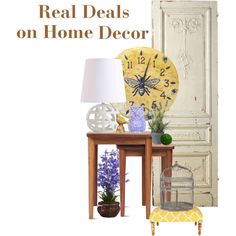 Real Deals On Home Decor Franchise Merchandising Displays