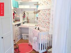 Antes/Después: 5 ideas para dar un nuevo uso a un armario | Decorar tu casa es facilisimo.com