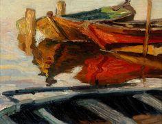 , Leo Gestel 1881 - 1941) Via