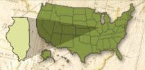 Following the French and Indian War in 1763, pioneers from the eastern colonies of New York, Pennsylvania, Virginia, and the Carolina began moving westward to present-day Illinois, traveling along the Cumberland Road and via the Great Lakes.  From that day to this, our ancestors have traveled through and settled The Prairie State. Do you have #Illinois #ancestry? Check out these great #genealogy research collections.