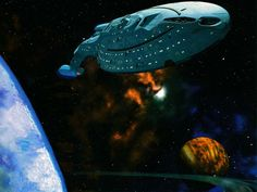 Star Trek Voyager Nebula 11821 HD Wallpaper Pictures | Top Gallery ...