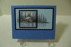 DTGD12Twinshappy Stampscapes Stampbord by octoberbabe - Cards and Paper Crafts at Splitcoaststampers