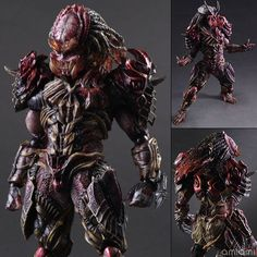 AmiAmi [Character & Hobby Shop] | Variant Play Arts Kai - Predator: Predator(Released)