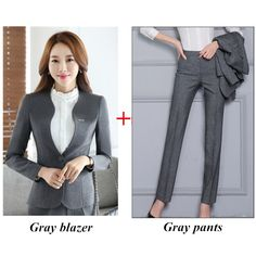 Suits & Sets Radient Jacket Back To Search Resultswomen's Clothing Pant Blue Pant Suits Formal Ladies Office Ol Uniform Designs Women Elegant Business Work Wear Jacket With Trousers Sets