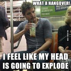 What a hangover... #GoT